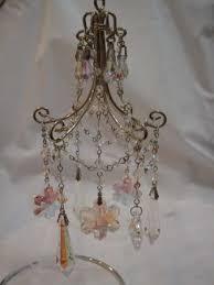 Crystal Beads For Chandelier How To Make A Miniature Chandelier 做一個專屬自己的迷你華麗吊燈