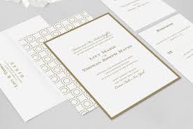 lucy wedding invitation fresh and modern wedding invitations by