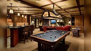 20 amazing man caves youtube