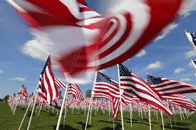 Memorial Day American Flag 3000 American Flags In Memory Of 9 11 Photo Galleries