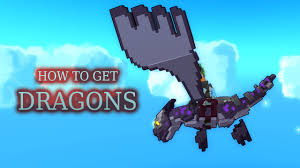 trove how to get dragons easy tutorial youtube