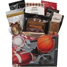 sports gift baskets toronto sports birthday gift baskets the sweet basket