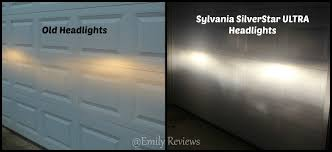 Sylvania Lights Sylvania Silverstar Ultra Headlights Review U0026 Giveaway Us 6 12
