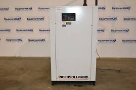 ingersoll rand dxr425 refrigerated compressed air dryer 425 cfm