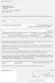 Legal Letter Requesting Payment by Runningatom How To File A Refund From Your Real Property