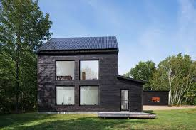 architecture homes go logic launches line of prefab homes with new england aesthetic