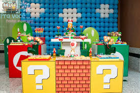 super mario party decoration ideas u2013 decoration image idea