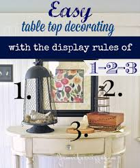 rules of decorating home design