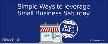 black friday small business saturday cyber monday how to get the most out of small business saturday