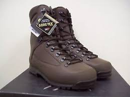 s army boots uk karrimor army issue brown goretex combat boots uk size 8
