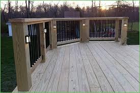 lighting outdoor deck post top lights outdoor deck post lights