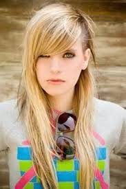 haircuts for woemen shaved one side long the other layered side shaved rocker hairstyles for women hair dare