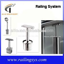 stainless steel angle bracket swimming pool handrail supporting