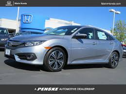 2017 honda civic sedan 2017 new honda civic sedan ex t cvt at marin honda serving marin