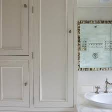 Mother Of Pearl Tiles Bathroom Mother Of Pearl Tiles Transitional Bathroom Real Rooms Design