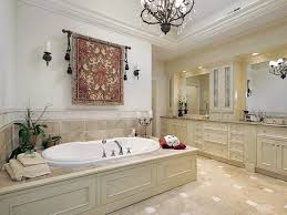 wonderful traditional master bathrooms bathroom with brown