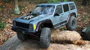 first jeep cherokee axial scx10 ii rtr jeep cherokee first run u0026 impression youtube