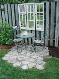 Simple Patio Ideas For Small Backyards Best 25 Building A Patio Ideas On Pinterest Outdoor Patio Bar