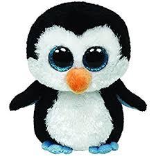 amazon ty beanie boos waddles penguin toys u0026 games
