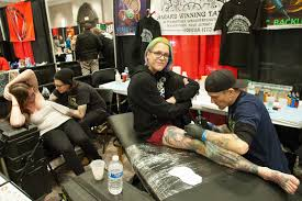photos the dc tattoo expo is thriving in virginia dcist