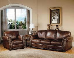 Parker Sofa Prestige Albany Walnut Leather Sofa By Parker House Palb 9300