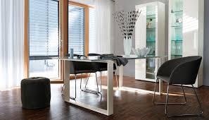 Schreibtisch Mit Kufen Moderner Esszimmerstuhl Mit Armlehnen Polster Kufen S 19
