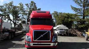 truck volvo used used volvo vnl64t780 charter u0026 company truck sales youtube