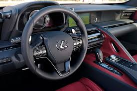 buy lexus parts canada 2018 lexus lc 500 and lc 500h first test review