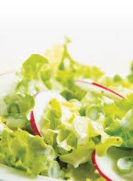 cuisiner la salade verte salade verte à la crème ricardo
