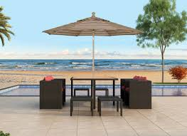 How To Repair A Patio by 9 Pc Arbor Cube Dining Set Tansu Net