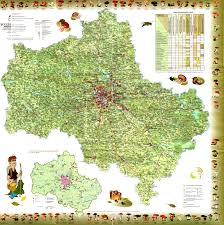 Europe Russia Map Maps Of Moscow Detailed Map Of Moscow In English Maps Of