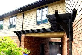 Wooden Awning Kits Apartments Lovely Western Timber Frame Utah Home Builders Hub