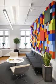 interior design pop art interior design office waiting room simple