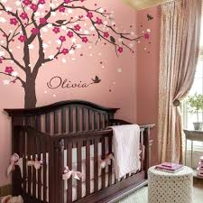Large Nursery Wall Decals Large Nursery Wall Decals Cherry Blossom Tree Wall Decals Baby