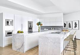 modern white kitchen modern white kitchen with two islands luxe interiors design