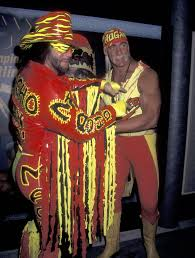 Macho Man Randy Savage Halloween Costume Wrestlers Hated Hulk Hogan Apparently Hundreds