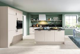 Country Kitchens by Schüller U0027s Silk Gloss Country Kitchen Range Plays With The Colours