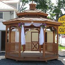 gazebo kits by alan u0027s factory outlet u2013 delivery available in va and wv