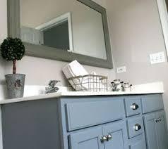 bathroom oak vanity makeover with latex paint bathroom ideas