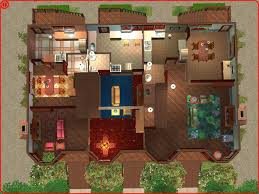 mod the sims brooklyn brownstone