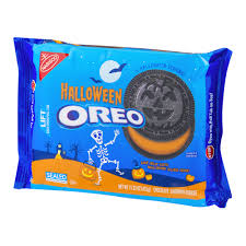 halloween sweaters nabisco halloween oreo chocolate sandwich cookies 15 35 oz