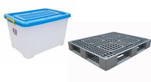 Jual Keranjang Container Plastik Bekas jual container plastik besar dan pallet plastik bekas cv keduang