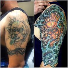 top 10 brilliant cover up tattoos