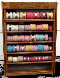 Yarn Storage Cabinets 67 Best Fabric Shops Images On Pinterest Yarn Display Yarn