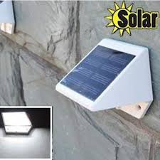 Solar Exterior Light Fixtures by Solar Lighting Ebay
