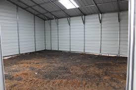 pine creek 24x26 metal garage carport barn barns shed sheds in