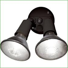 Outdoor Dusk To Dawn Light Lighting Bronze Outdoor Integrated Led Dual Head Dusk To Dawn