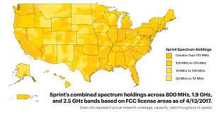 Sprint Store Locator Map Hpue Brings Enhanced Speeds To The S8 Sprint Community