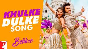 Seeking Episode 8 Song Khulke Dulke Song Befikre Ranveer Singh Vaani Kapoor Gippy