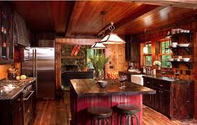 Modern Wooden Kitchen Designs Dark by 10 Rustic Kitchen Designs That Embody Country Life Freshome Com